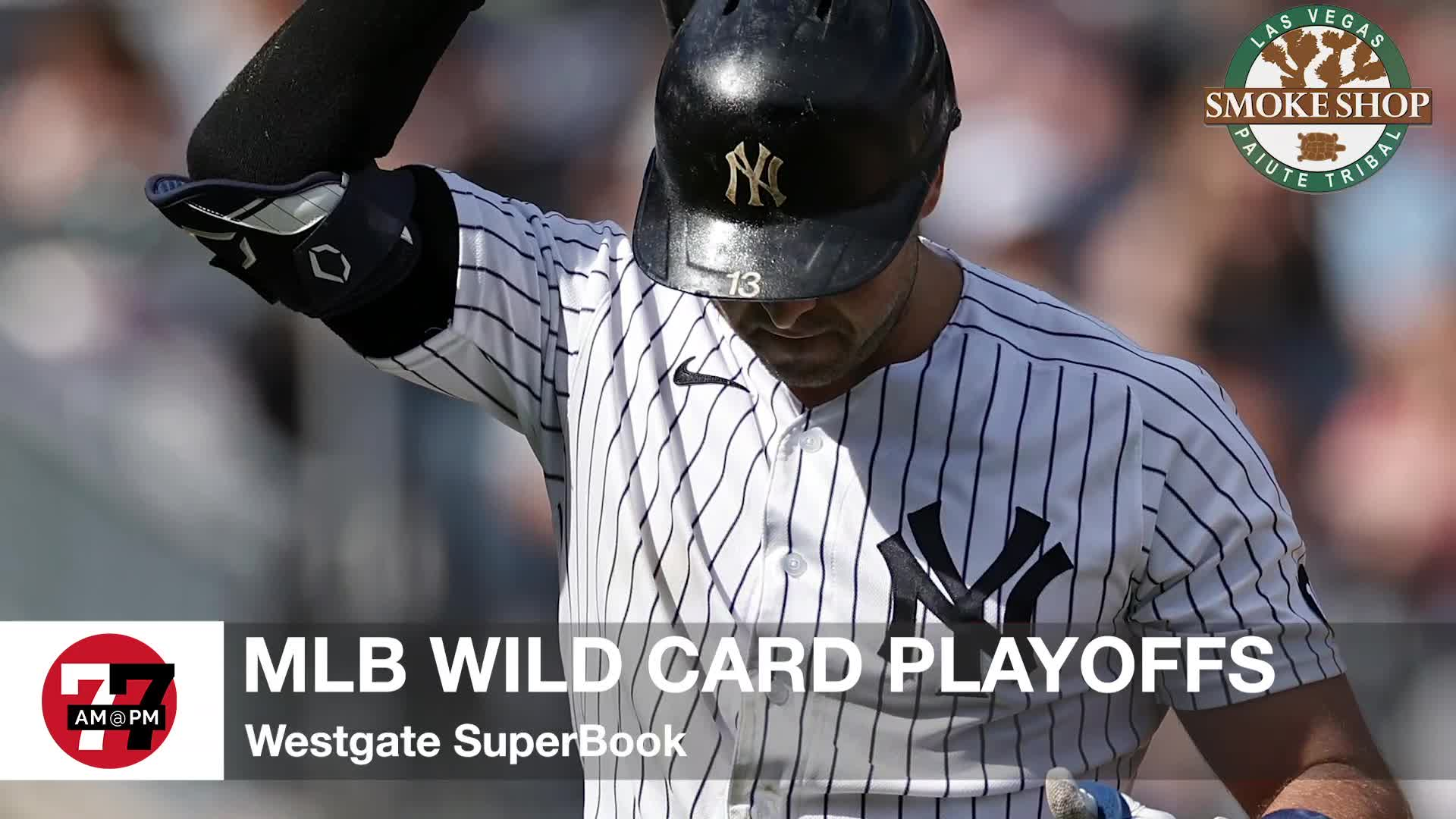 7@7PM MLB Wild Card Odds