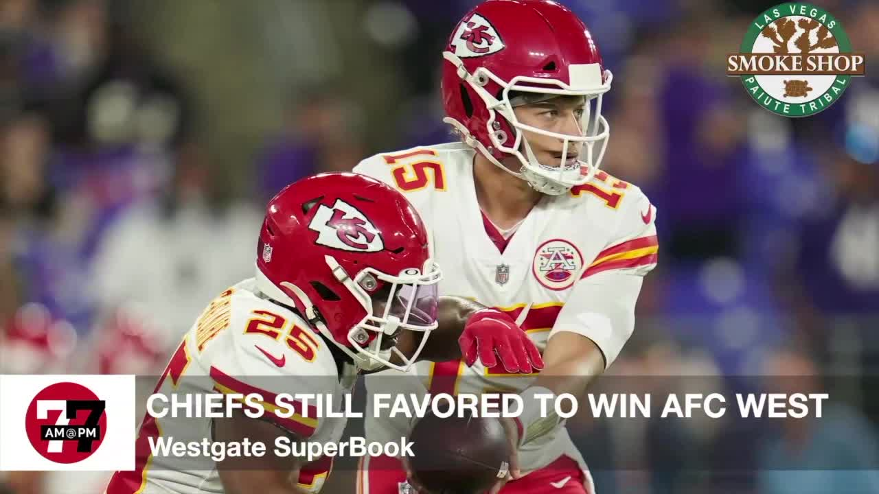 7@7AM Odds For AFC West