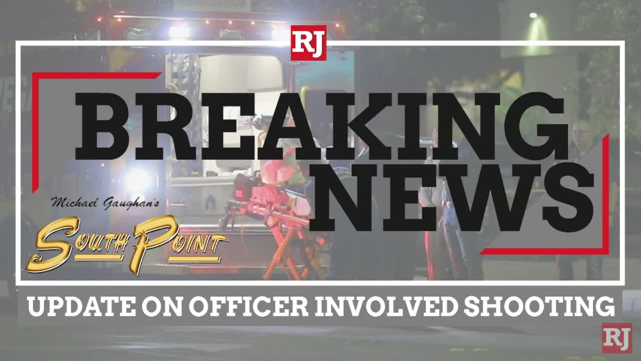 Update on Officer Involved Shooting