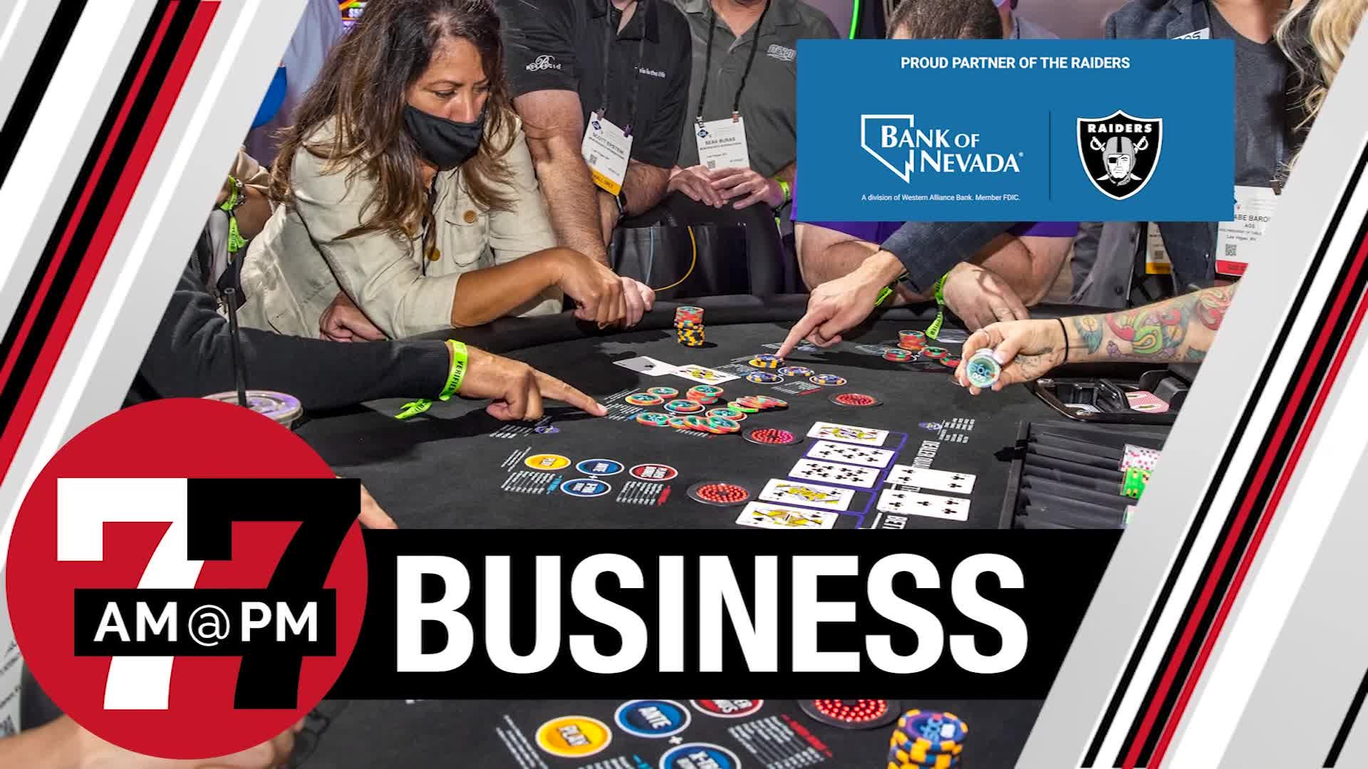 7@7PM Global Gaming Expo Features New Table Games