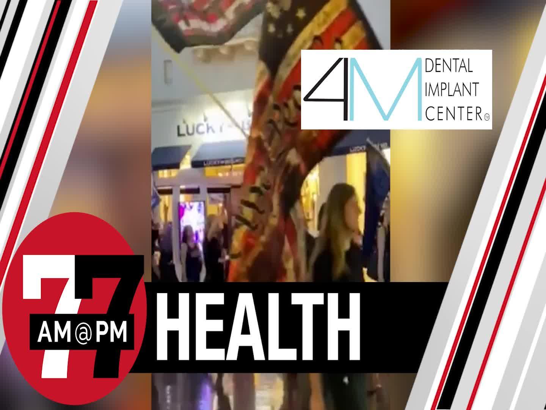 7@7PM Protest Against Vaccine Mandate