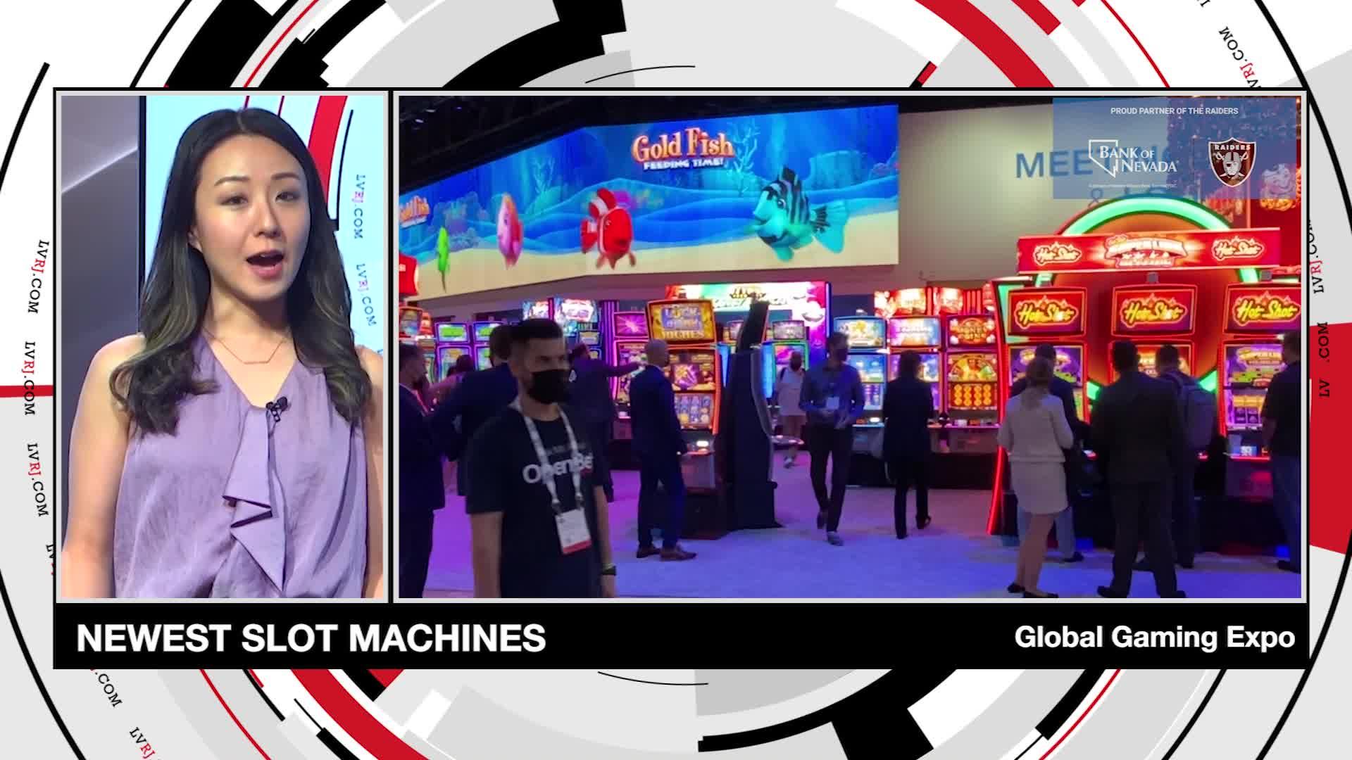 7@7PM Newest Slot Machines at G@E