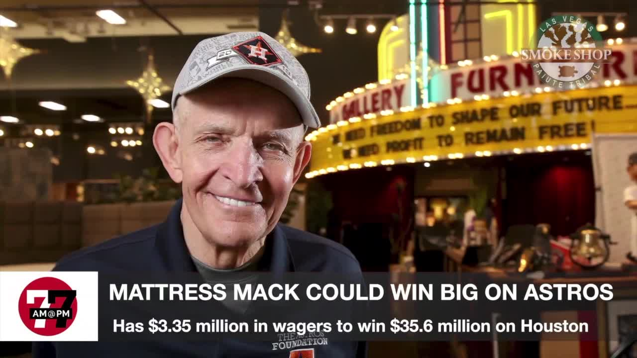 7@7AM Mack Could Win Big On Astros