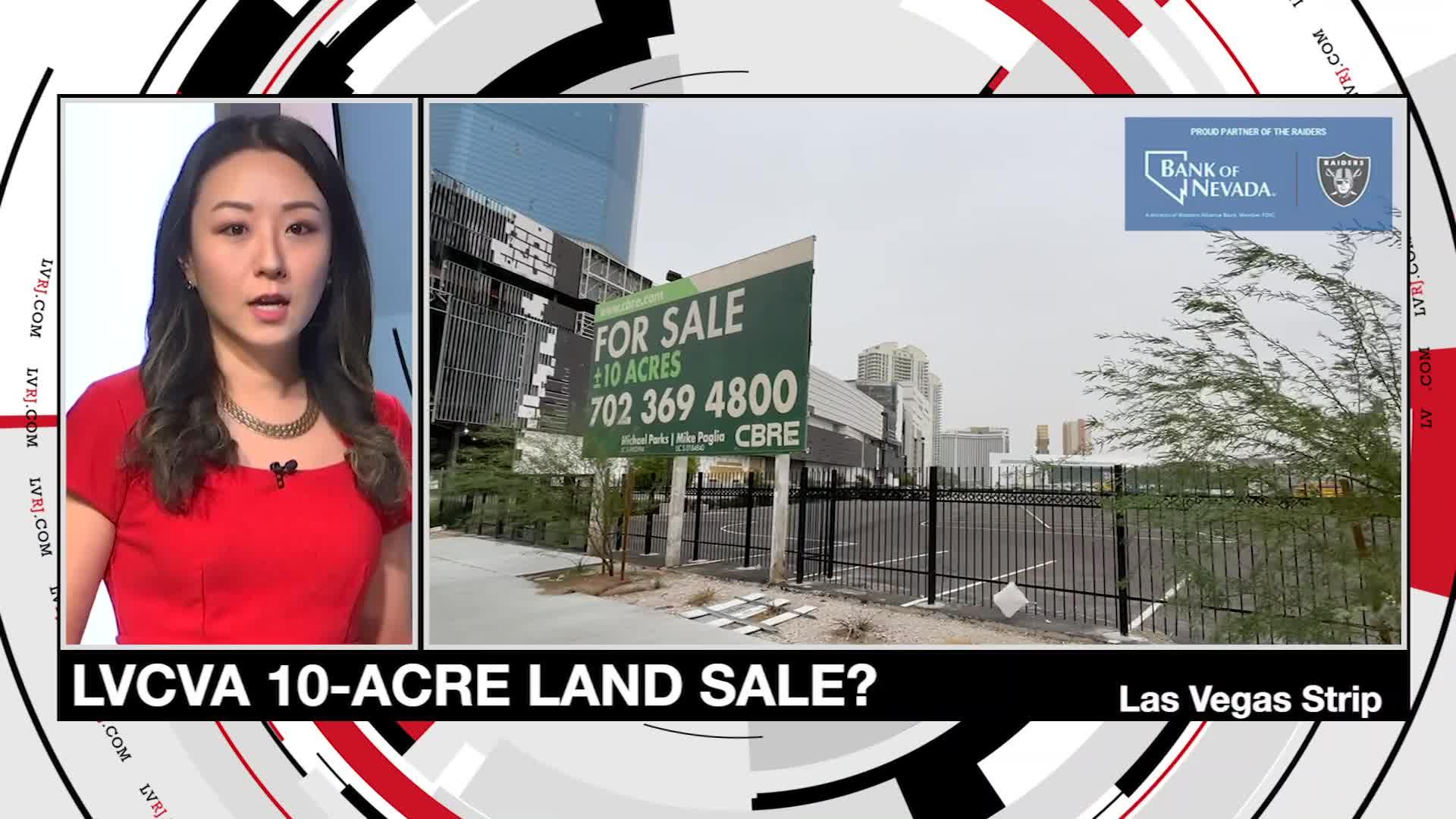 7@7PM LVCVA 10-Acre Land Sale