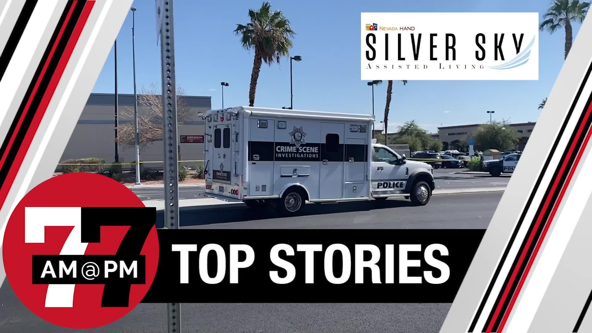 7@7PM Deadly Officer-Involved Shooting in NE Las Vegas