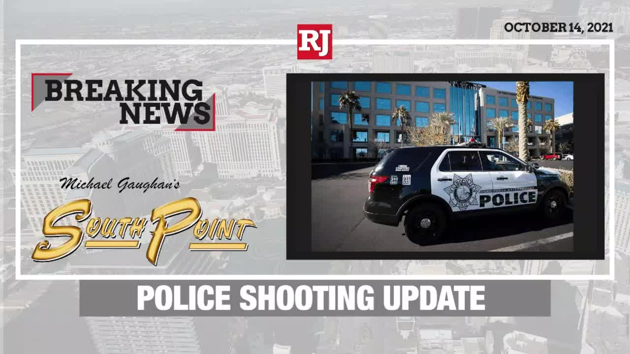LVMPD Officer-Involved Shooting Update