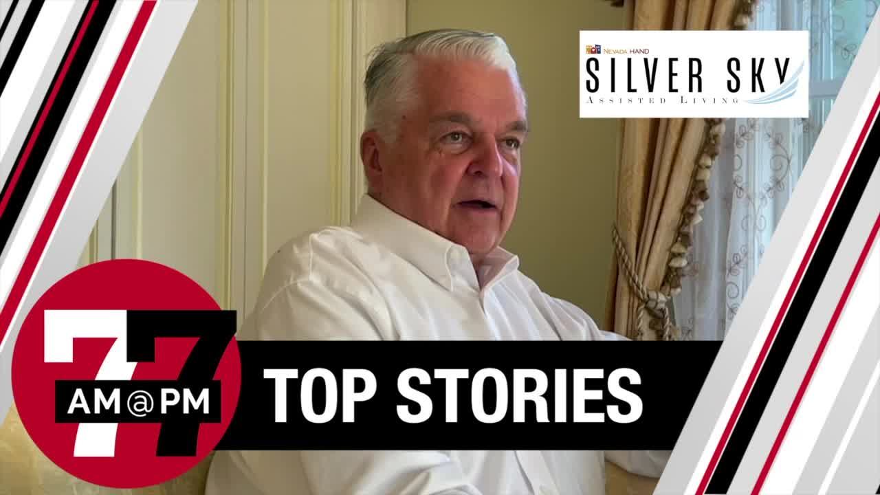 7@7AM Sisolak Talks About Upcoming Election