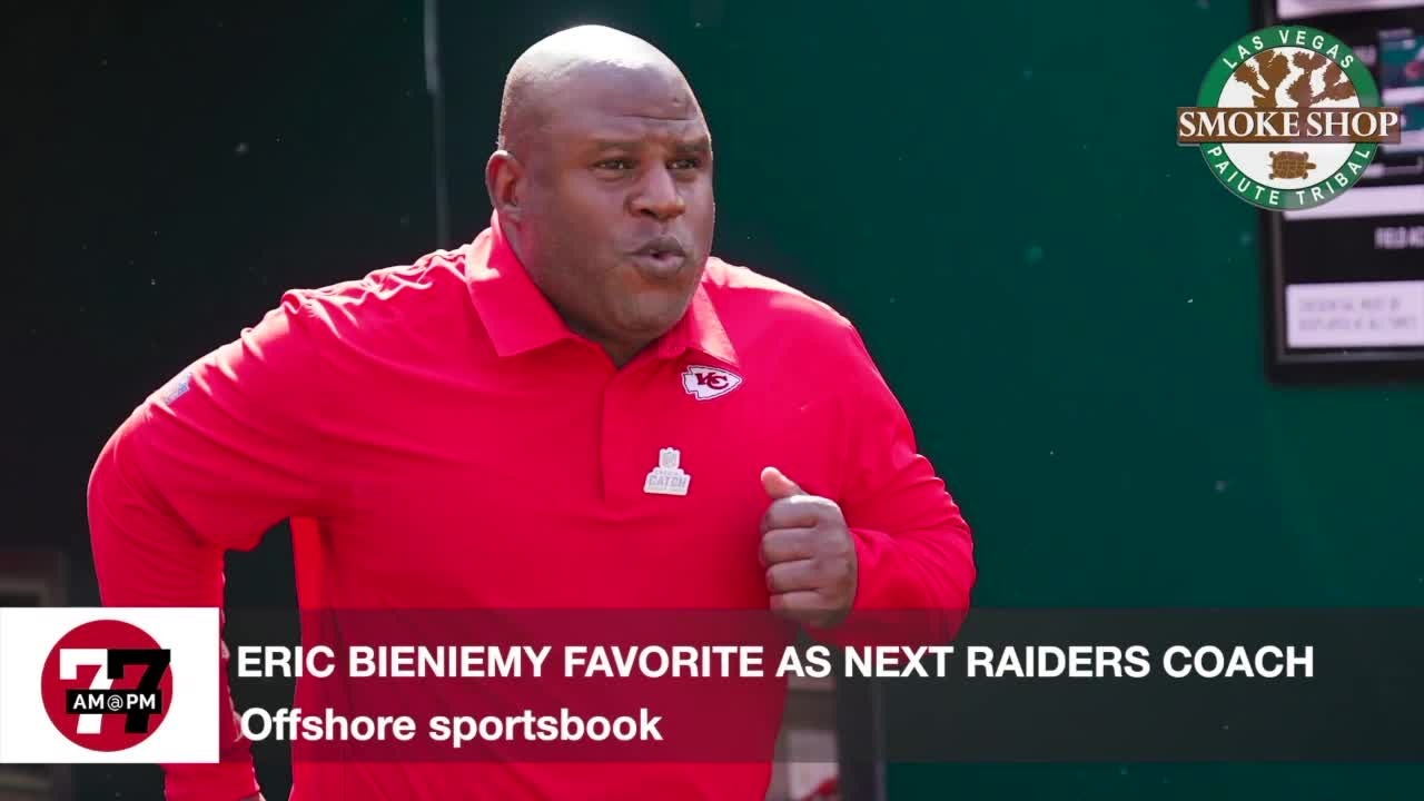 7@7AM Beiniemy Favored To Be Next Raiders Coach