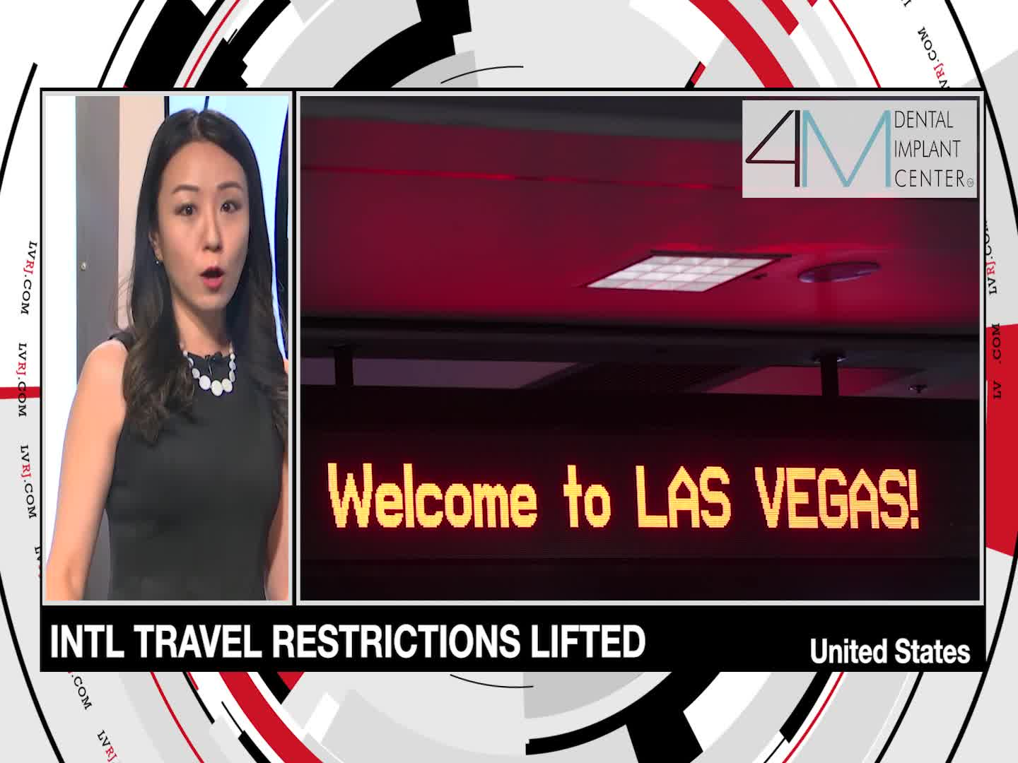 7@7PM Intl Travel Restrictions Lifted