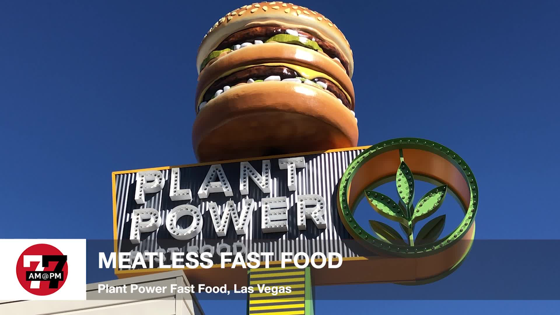 7@7PM Meatless Fast Food