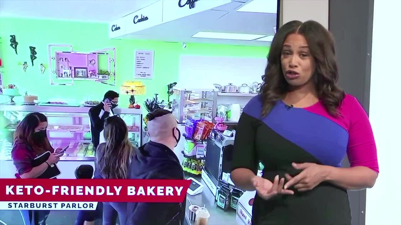 7@7AM New Keto-Friendly Bakery