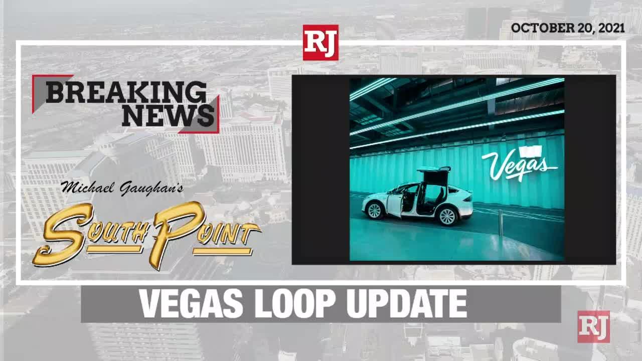 Vegas Loop Transit System Clears Hurdle